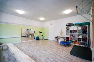 Praxis Zörkler Ergotherapie, Physiotherapie